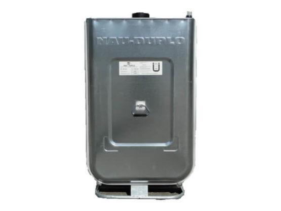 Heizöltank NAU Duplo 720 Liter verzinkt silber